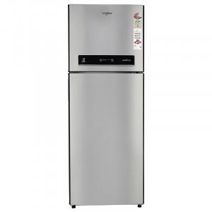 Whirlpool 340 L 3 Star IF 355 ELT 3S Frost-Free Double-Door Refrigerator (Alpha Steel)
