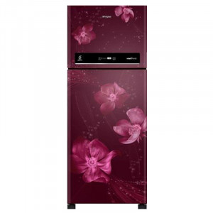 Whirlpool 340 L 3 Star IF  355 ELT  Double Door Refrigerator (Wine Magnolia)