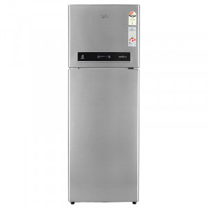 Whirlpool 360 L 3 Star IF 375 ELT Frost Free Double Door Refrigerator (Alpha Steel)