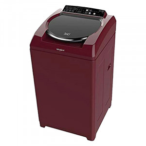 Whirlpool 360° Bloomwash Ultra 7.5 Kg Fully Automatic Top Load Washing Machine (Magnolia)