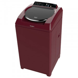 Whirlpool 360° Bloomwash Ultra 7 Kg Fully Automatic Top Load Washing Machine (Pearel Wine)