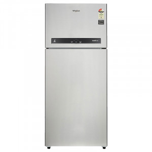 Whirlpool 440 L 3 Star IF455 ELT 3S Frost-Free Double-Door Refrigerator (Alpha Steel)