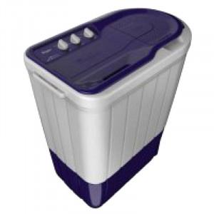 Whirlpool 6 kg Superb Atom 60I Semi Automatic Top Load Washing Machine(White)