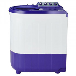 Whirlpool Ace Supersoak 8.0 Kg Semi Automatic Washing Machine (Corel Purple)