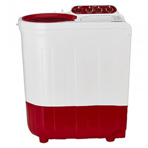 Whirlpool Ace Supreme Plus 7 Kg Semi Automatic Washing Machine (Coral  red)