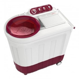 Whirlpool Ace Turbodry 8.5 Kg Semi Automatic Washing Machine (Coral  Red)