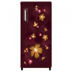 Whirlpool Direct Cool 190 L Single Door Refrigerator (205 Icemagic Powercool Roy 5S, Wine Fora)