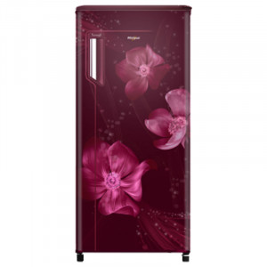 Whirlpool IceMagic Fresh 245 L 4 Star 260 IMFRESH PRM 4S INV Direct Cool Single Door Refrigerator (Wine Magnolia)