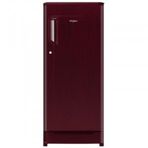 Whirlpool IceMagic Powercool 190 L 3 Star 205 IMPWCOOL ROY 3S Direct Cool Refrigerator (Wine Titanium)