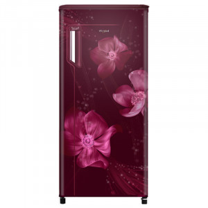 Whirlpool  IceMagic Powercool 200 L 3 Star  215 IMPWCOOL PRM 3S   Direct Cool Refrigerator (Wine Magnolia)