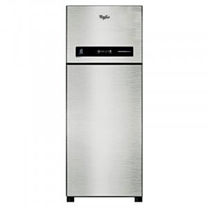 Whirlpool Intellifresh 340 L 4 Star IF INV 355 ELT (4S) Two Door Frost Free Refrigerator (Alpha Steel)