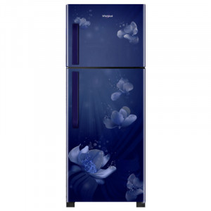 Whirlpool Neo Fresh 245 L 2 Star NEO 258 ROY (2S) Two Door Frost Free Refrigerator (Sapphire Floating Flora)