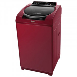 Whirlpool Stainwash Deep Clean 6.2 Kg Fully Automatic Top Load Washing Machine (Wine)
