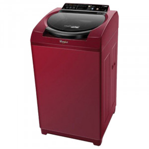 Whirlpool Stainwash Ultra 6.5 Kg Fully Automatic Top Load Washing Machine (Pearel Wine)