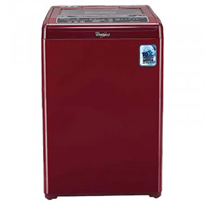 Whirlpool Whitemagic Premier 6.5 Kg Fully Automatic Top Load Washing Machine (Wine)