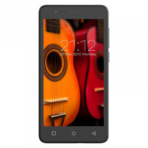 Zen Admire Buzz (Black, 8 GB)